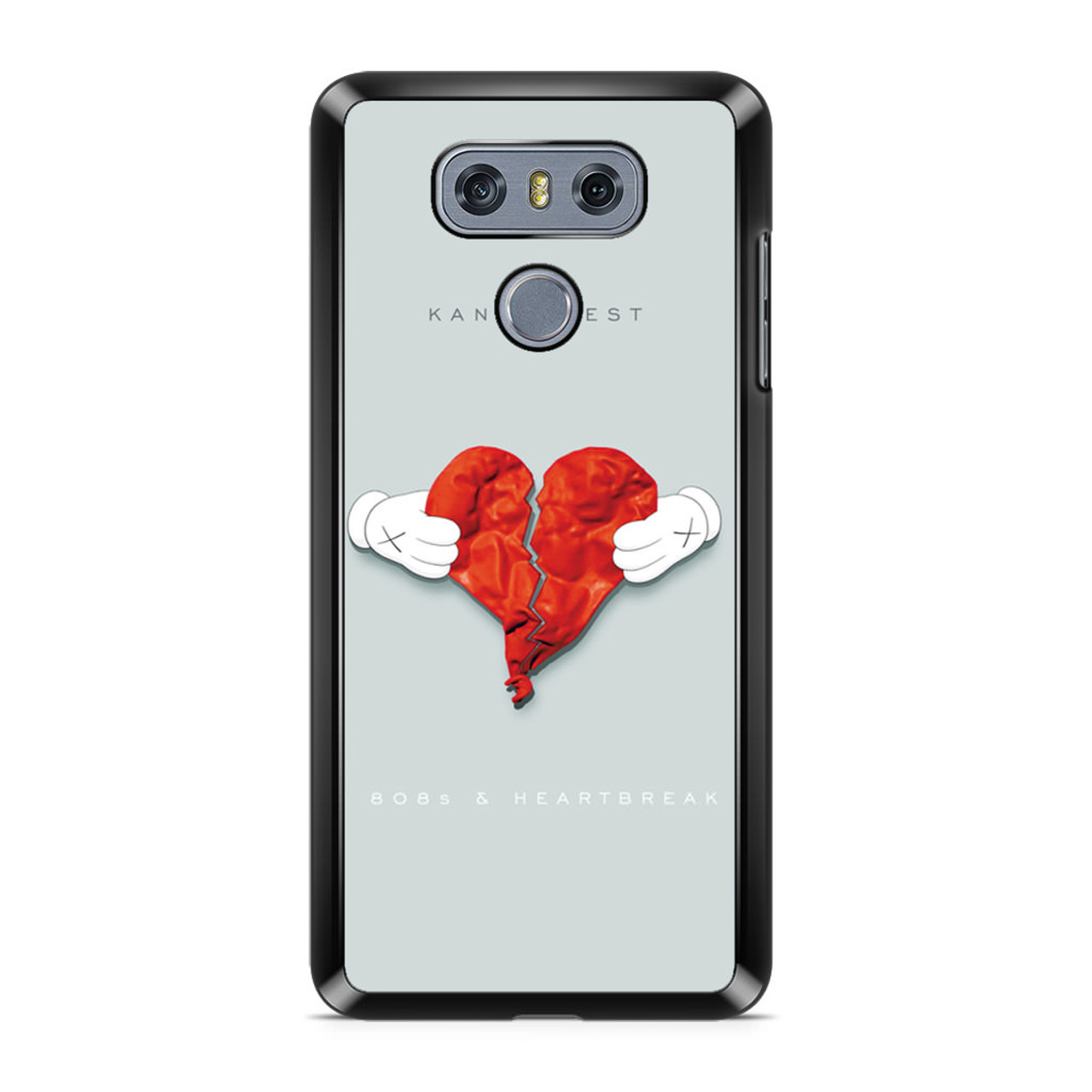 808s Kanye West And Heartbreak LG G6 Case