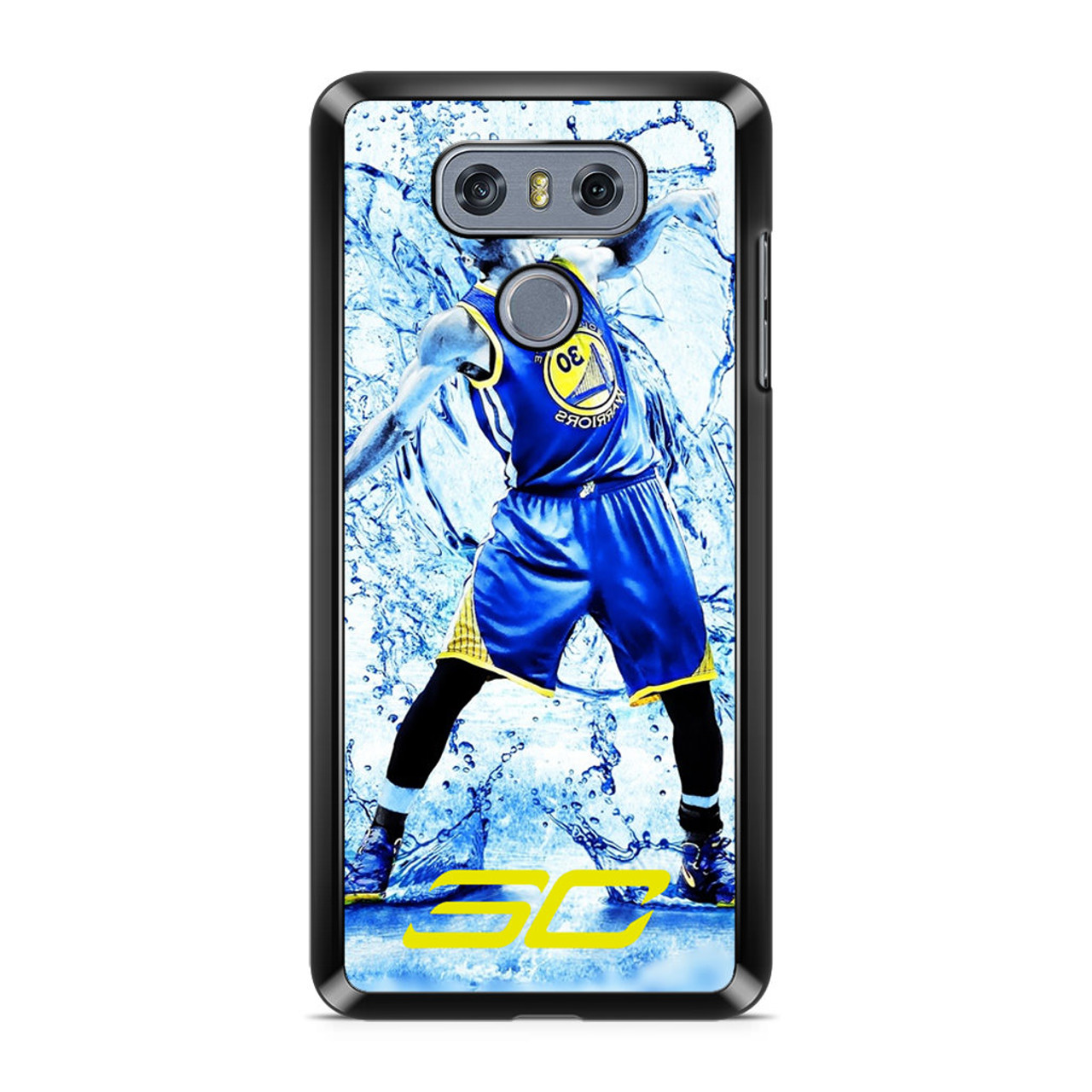 a4141072fc71 Stephen Curry Water LG G6 Case - CASESHUNTER