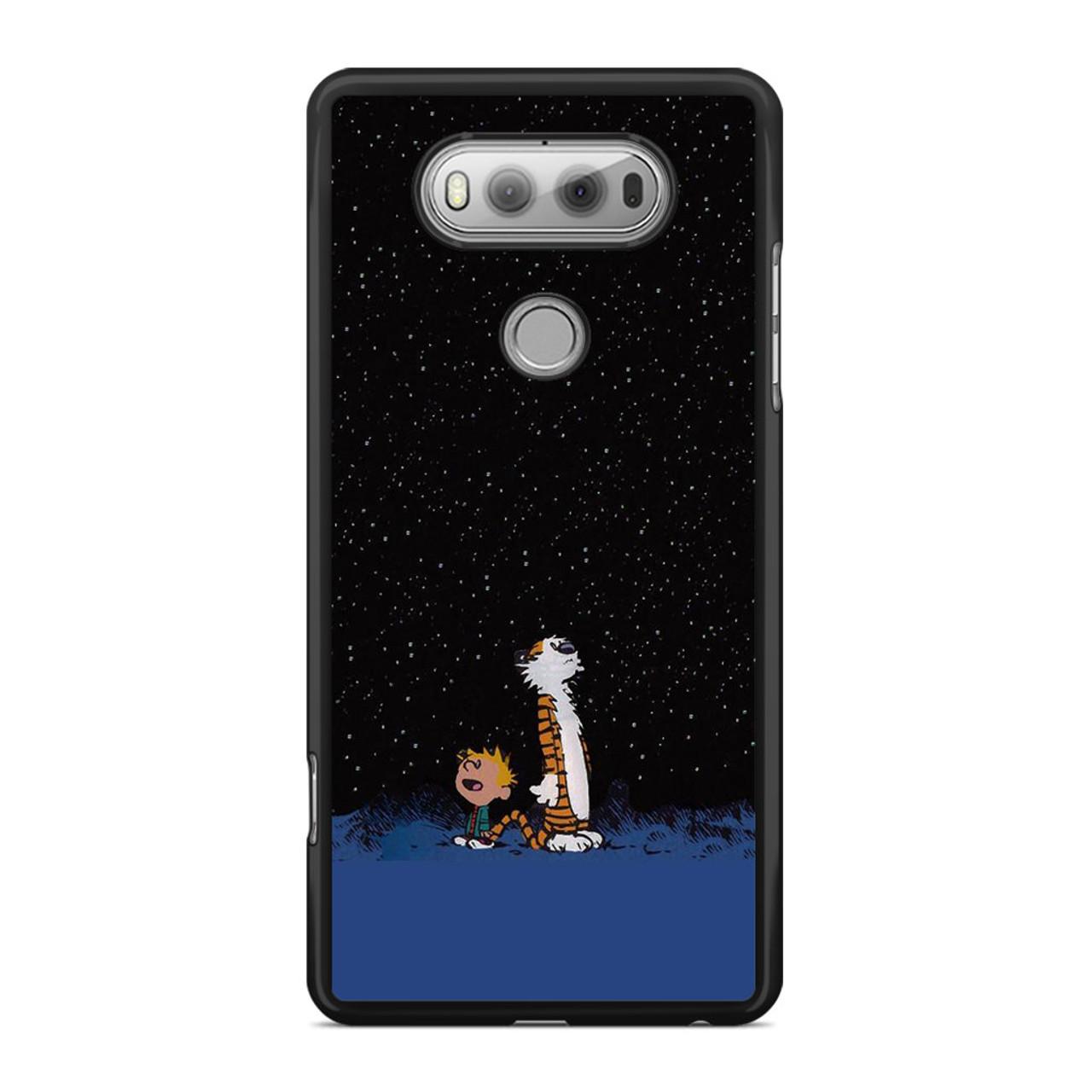 Calvin And Hobbes Space Lg V20 Case Caseshunter