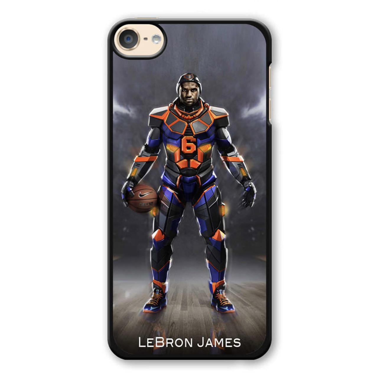 more photos ead62 6dfee Lebron James Nike iPod Touch 6 Case