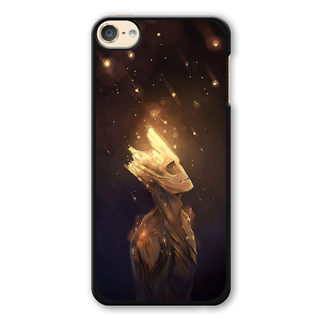 separation shoes e26f8 1a030 Groot Guardians Of The Galaxy iPod Touch 6 Case