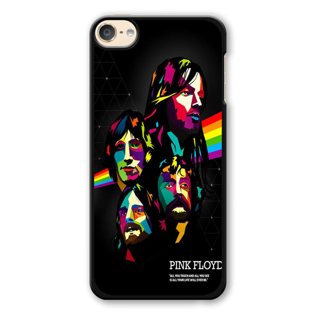 best website 3b6cf a98c7 Pink Floyd Poster iPod Touch 6 Case