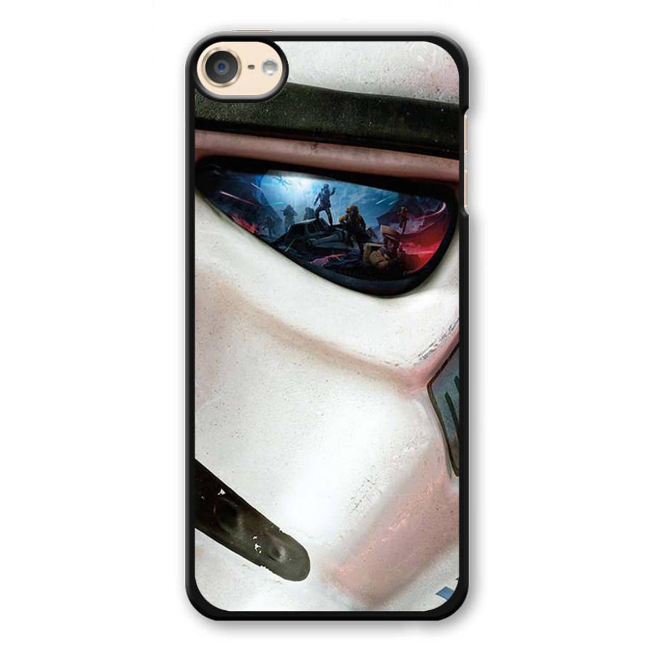 new concept 1e405 04e8d Star Wars Storm Trooper Eye iPod Touch 6 Case