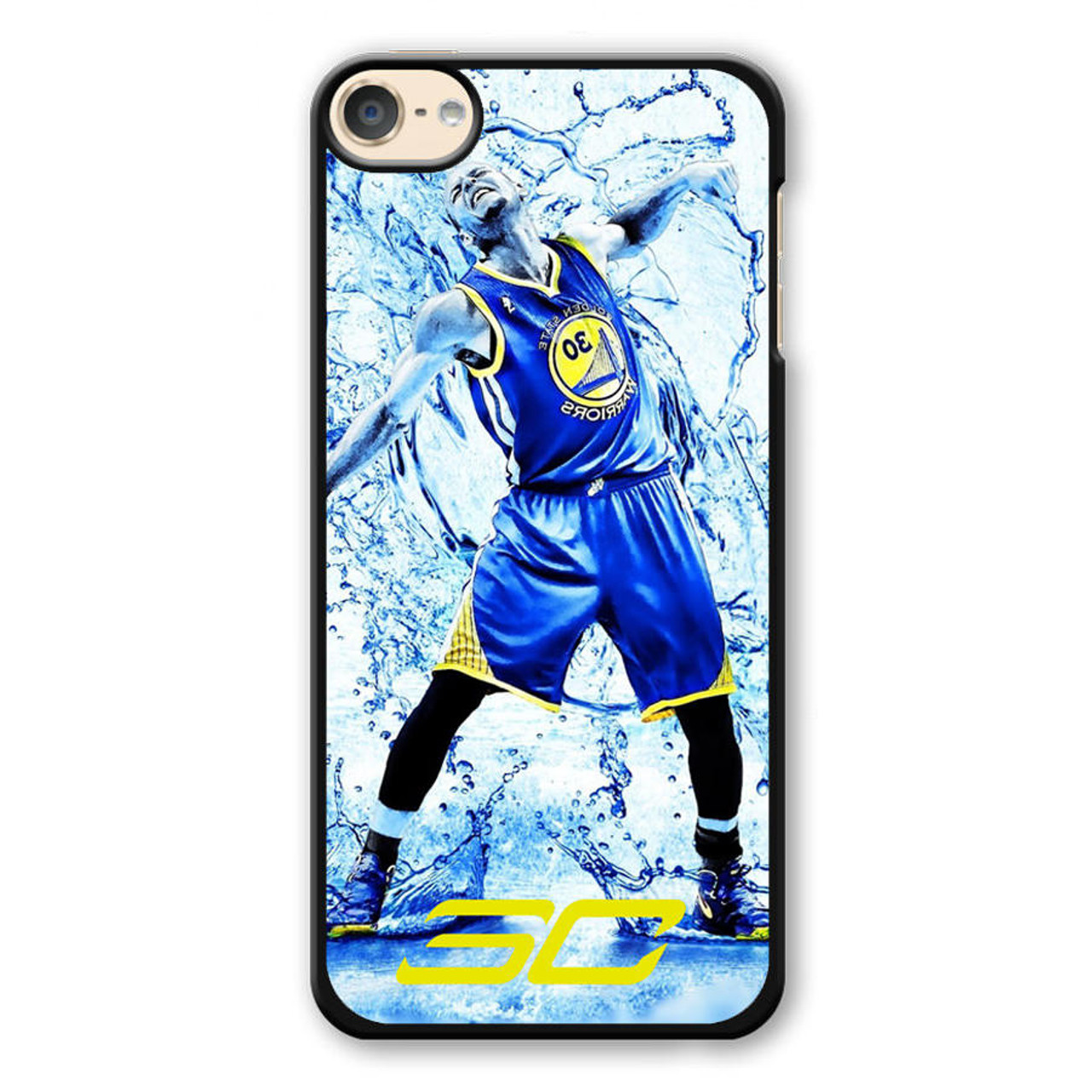 54245b0d36bb Stephen Curry Water iPod Touch 6 Case - CASESHUNTER