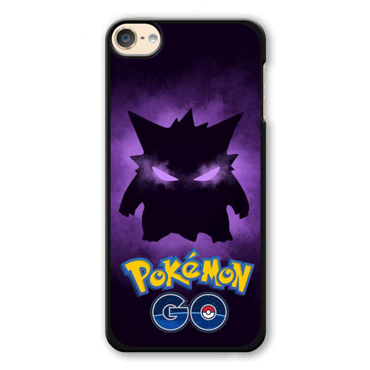 new arrival 75b51 67962 Pokemon GO Got the Gengar iPod Touch 6 Case
