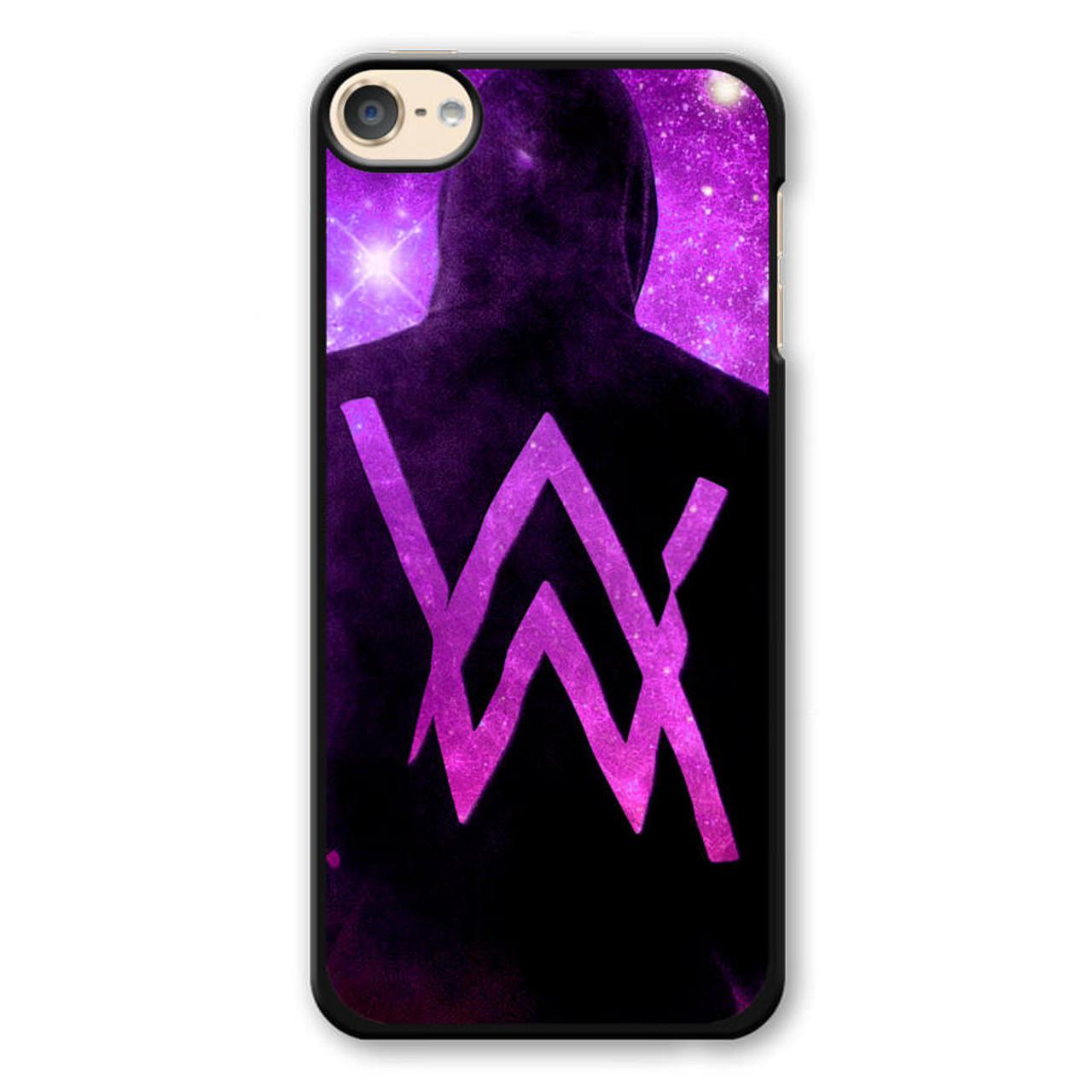 ea15f93bf37 Alan Walker iPod Touch 6 Case - CASESHUNTER