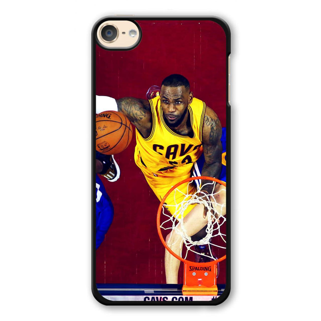official photos 10f99 45b65 Lebron James Nba Basketball Rebound iPod Touch 6 Case