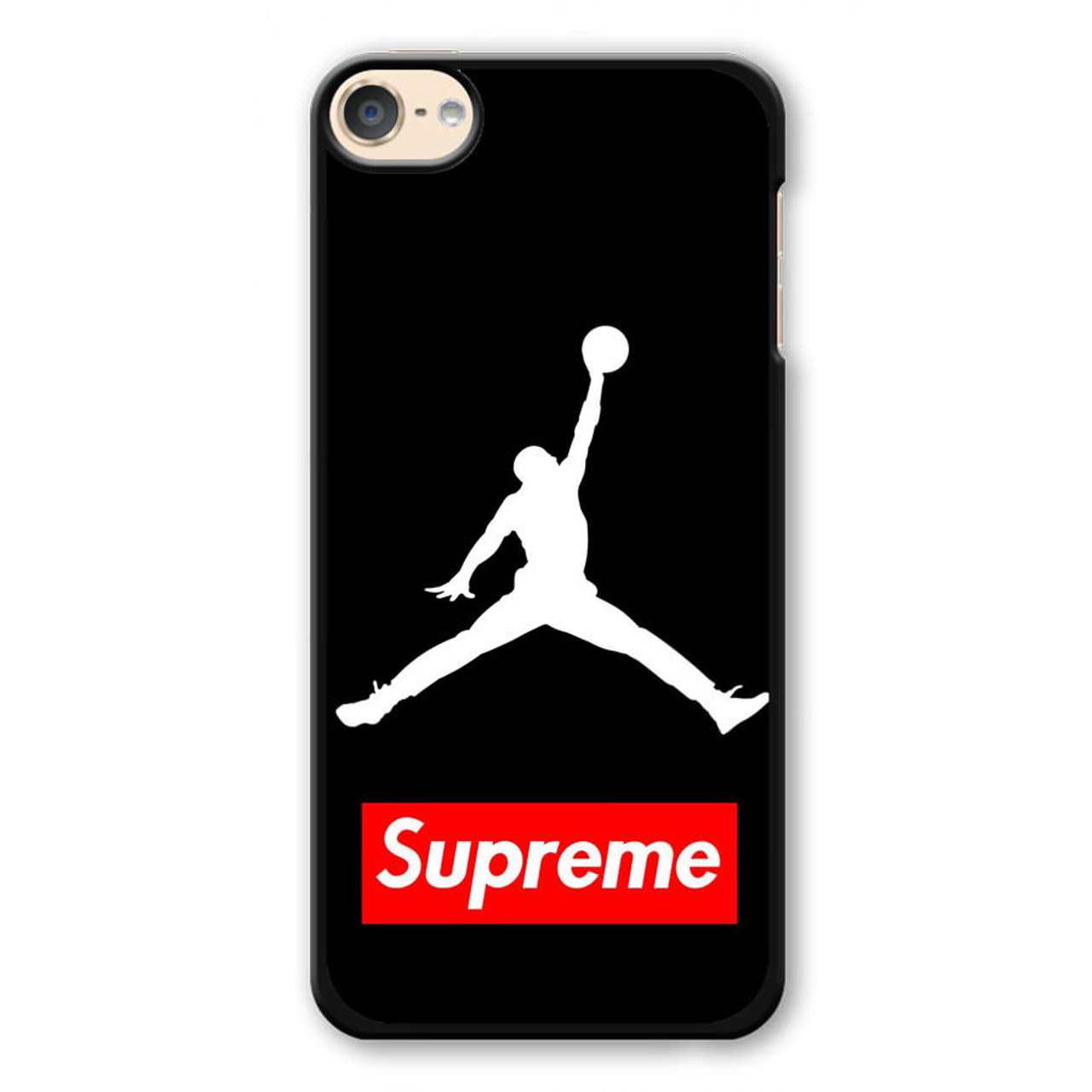cf7d58f058ee6 Supreme Air Jordan iPod Touch 6 Case