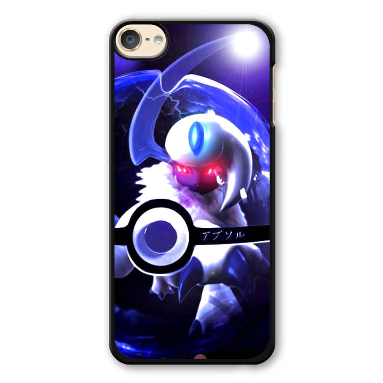 cheap for discount 9eff2 c63fb Pokemon Absol in Pokeball iPod Touch 6 Case