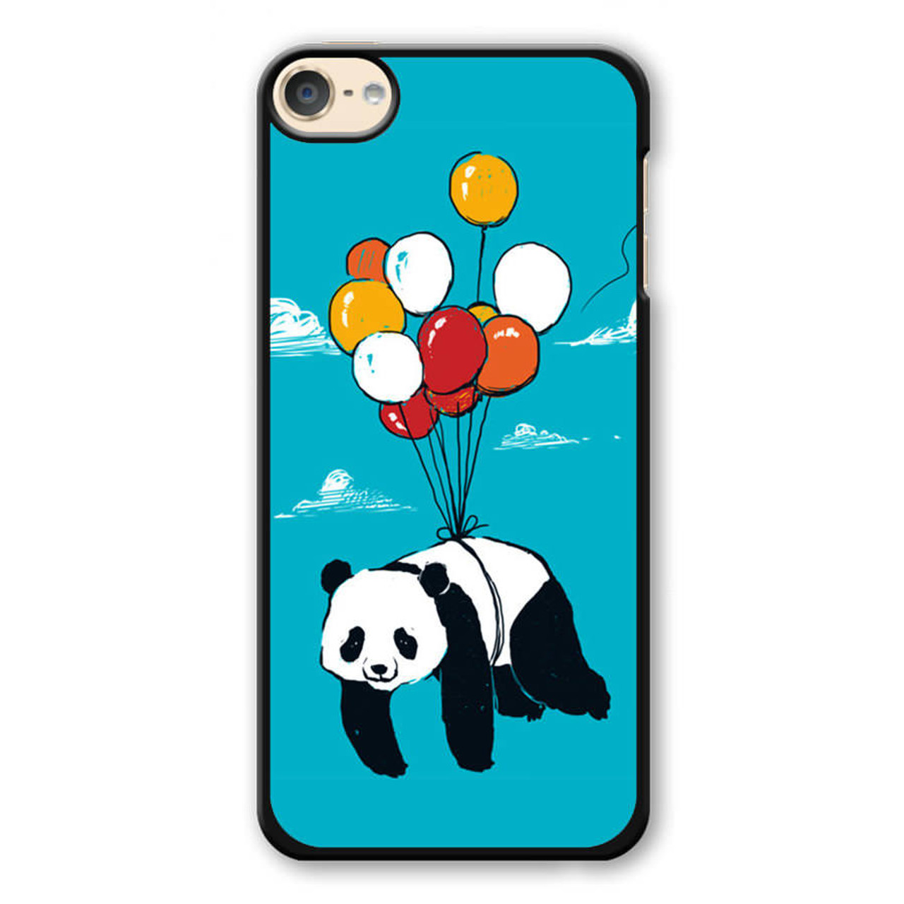6217ce99a5d Flying Panda iPod Touch 6 Case - CASESHUNTER