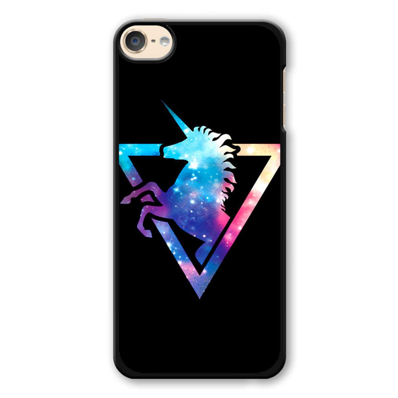 new arrivals 0bc7b 087ca Galaxy Unicorn iPod Touch 6 Case
