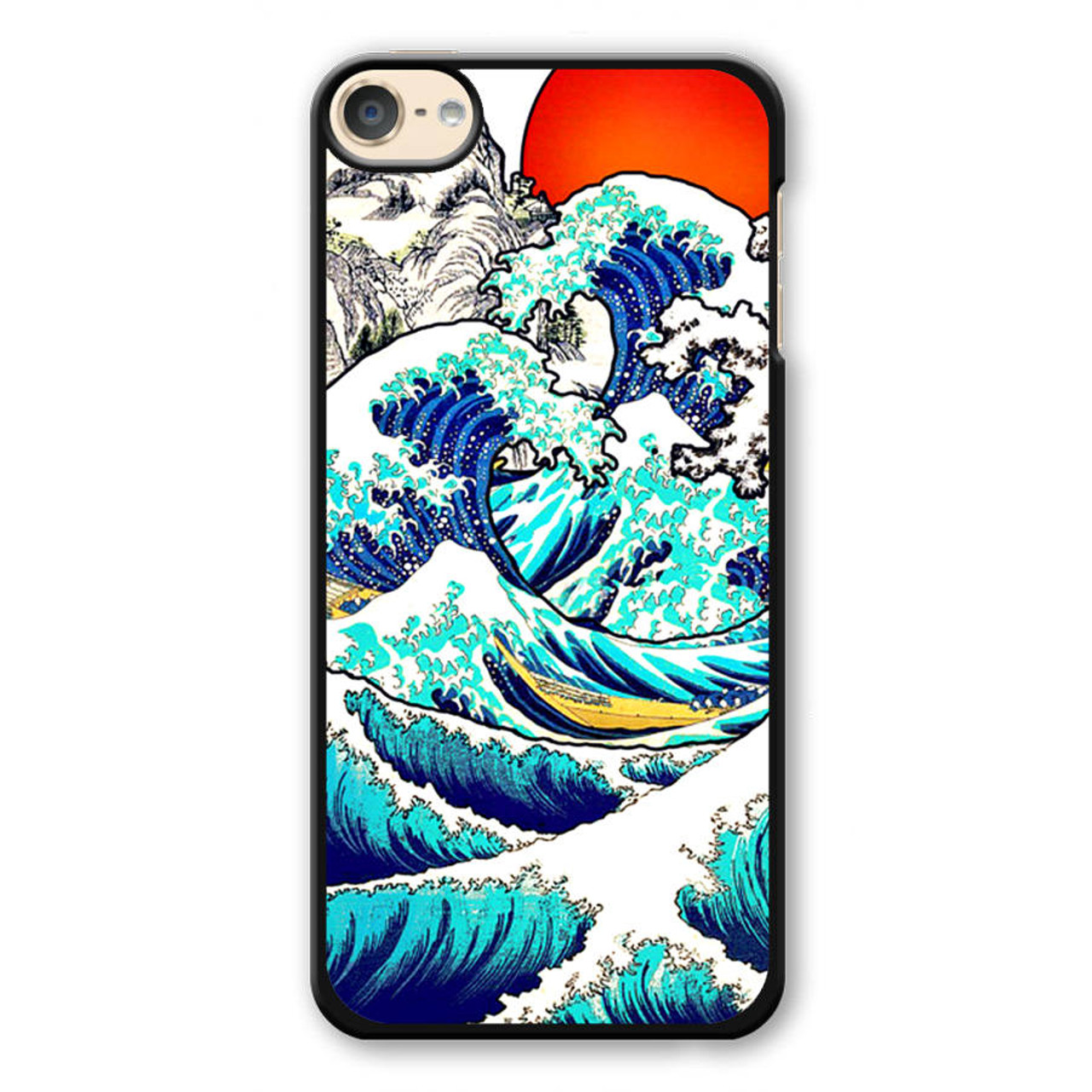 b9d15bb67bc Asian Tides iPod Touch 6 Case - CASESHUNTER
