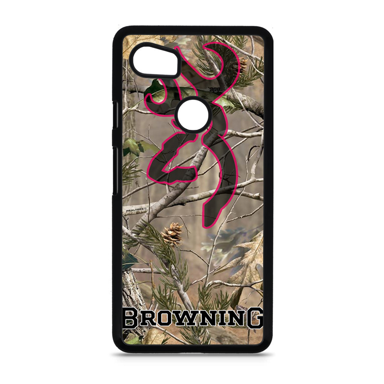 newest collection 20f10 bb007 Browning Deer Camo Browning Google Pixel 2 XL Case