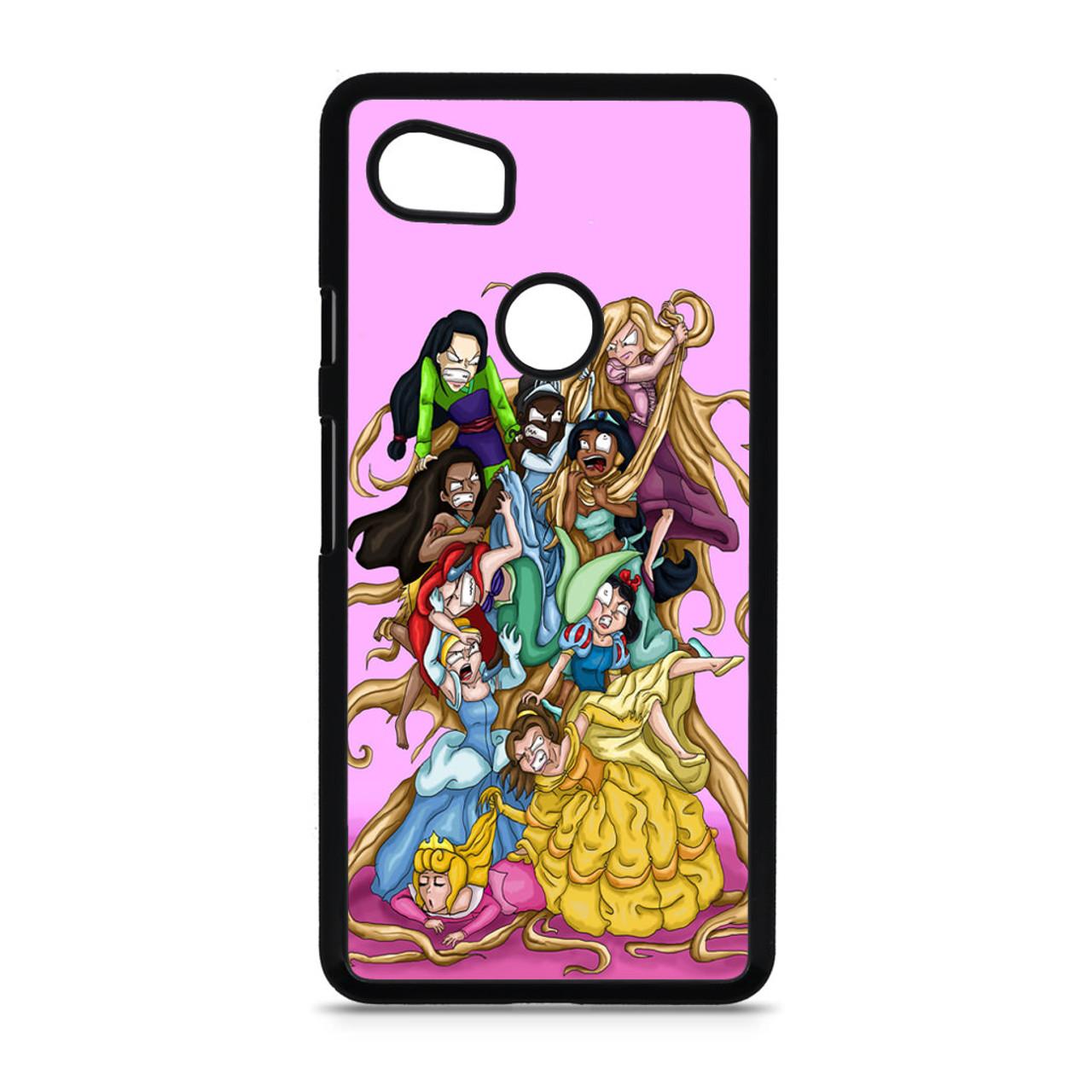 on sale c2940 13969 Disney Princess Beast Face Google Pixel 2 XL Case