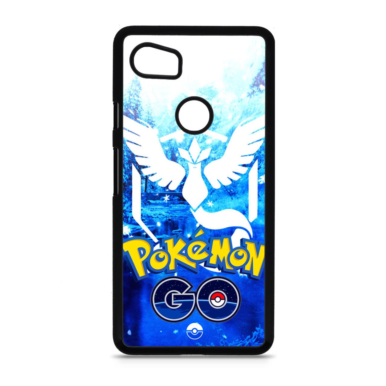 Pokemon Go Mystic Team Google Pixel 2 XL Case - CASESHUNTER