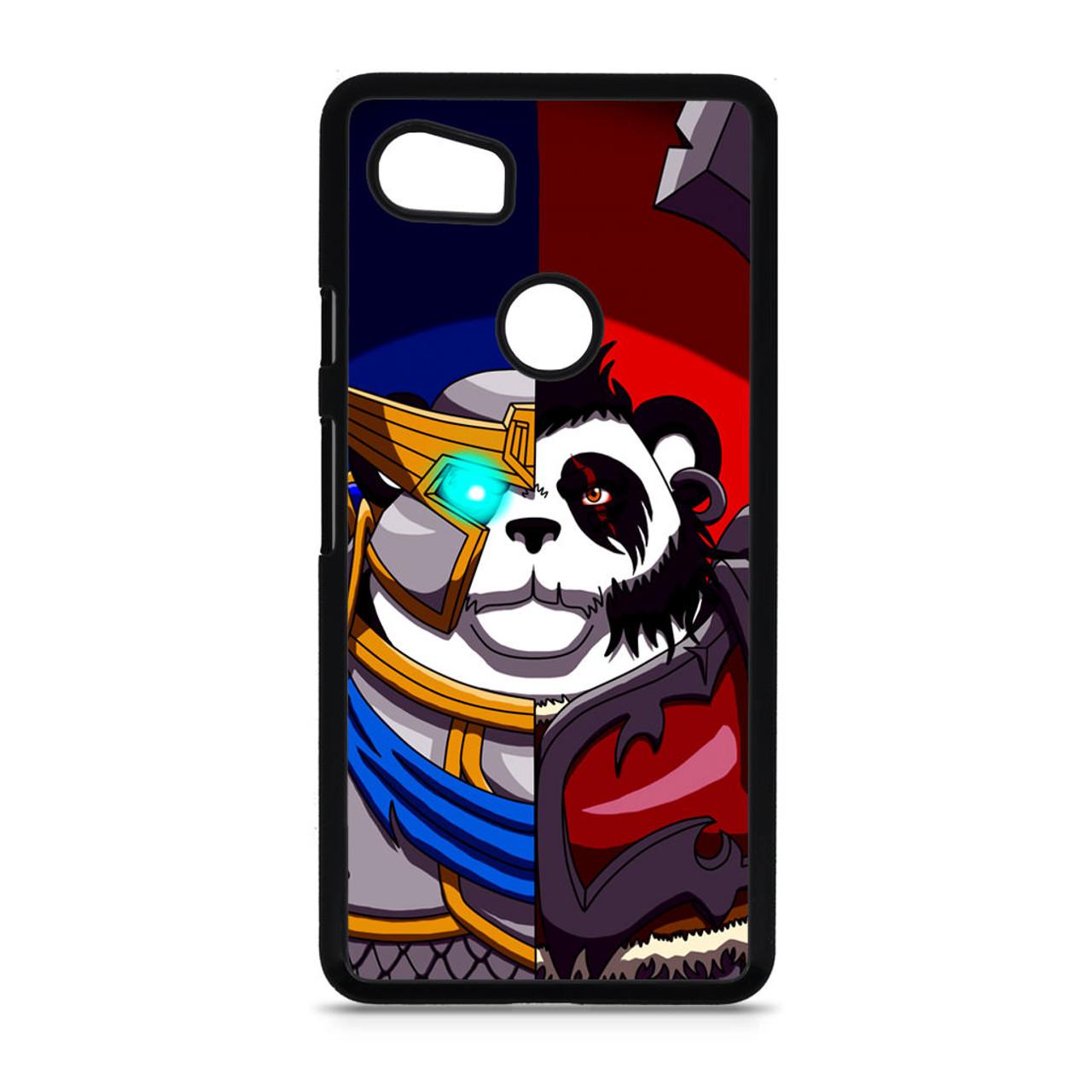 outlet store sale 287ba f5e74 World of Warcraft Alliance and Horde Panda Google Pixel 2 XL Case