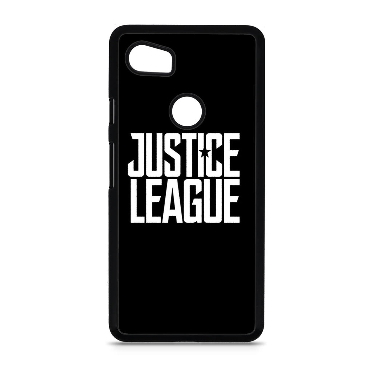 buy online 98622 c1e3c Justice League Original Logo Google Pixel 2 XL Case