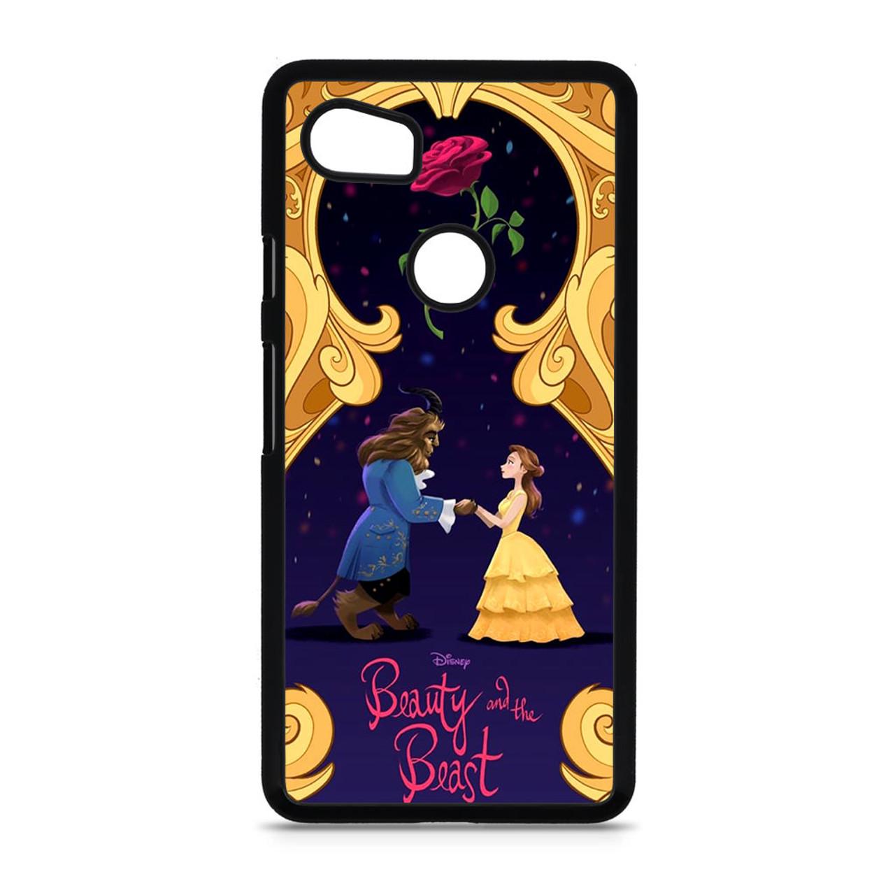 the best attitude d450c 39b9d Beauty And The Beast Disney Google Pixel 2 XL Case