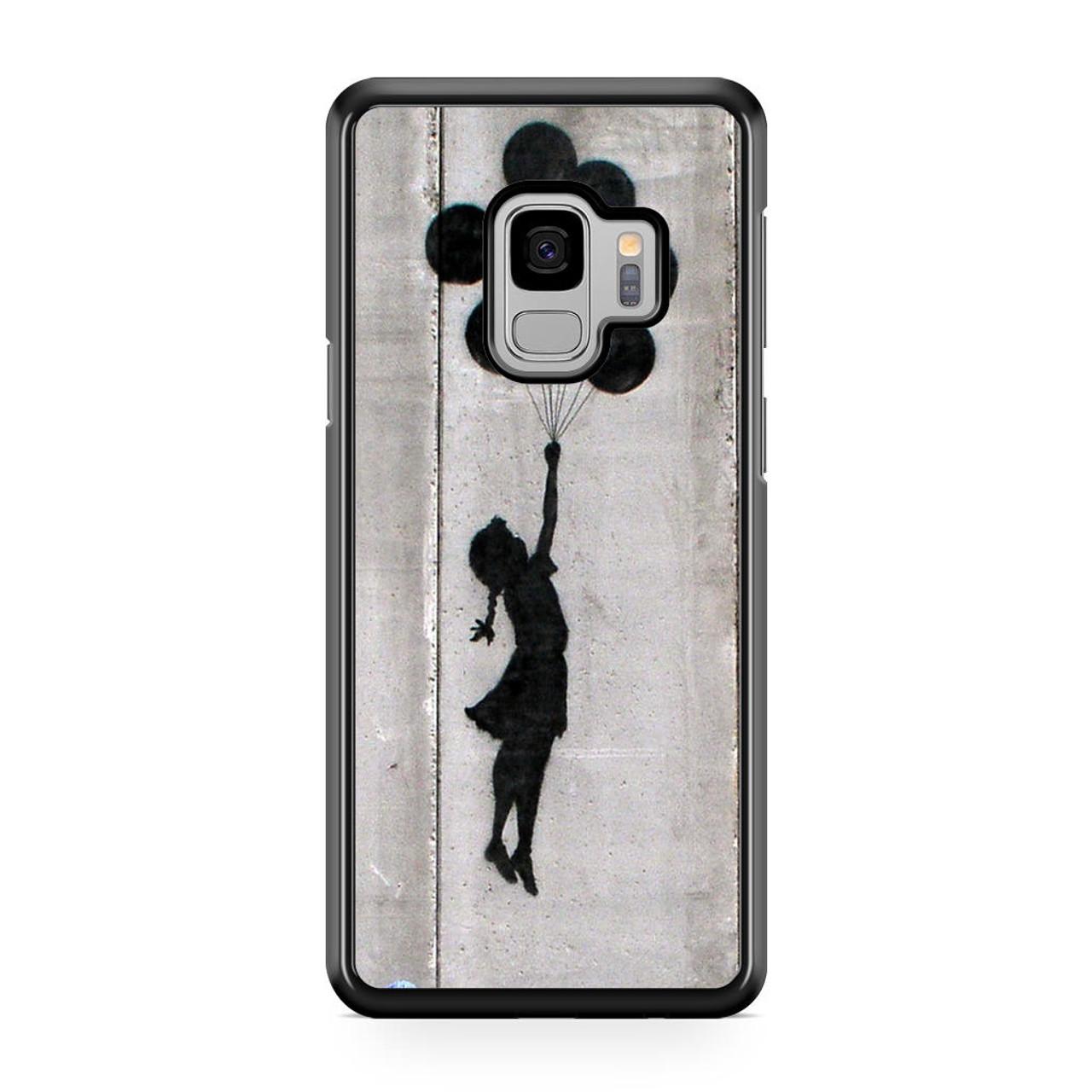 Banksy Balloon Girl Samsung Galaxy S9 Case