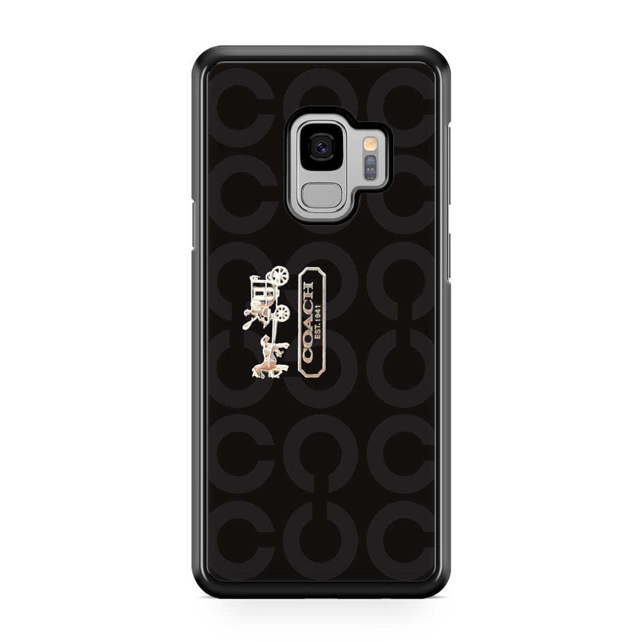 lowest price 7fb4f 15976 Coach Bag Samsung Galaxy S9 Case