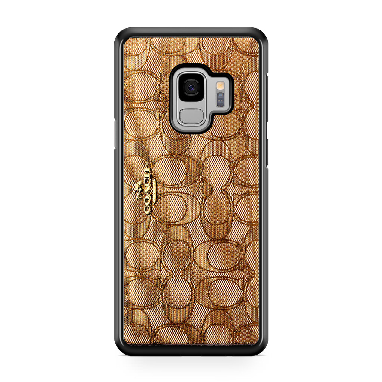 huge selection of c0416 43993 Coach Wallet Samsung Galaxy S9 Case
