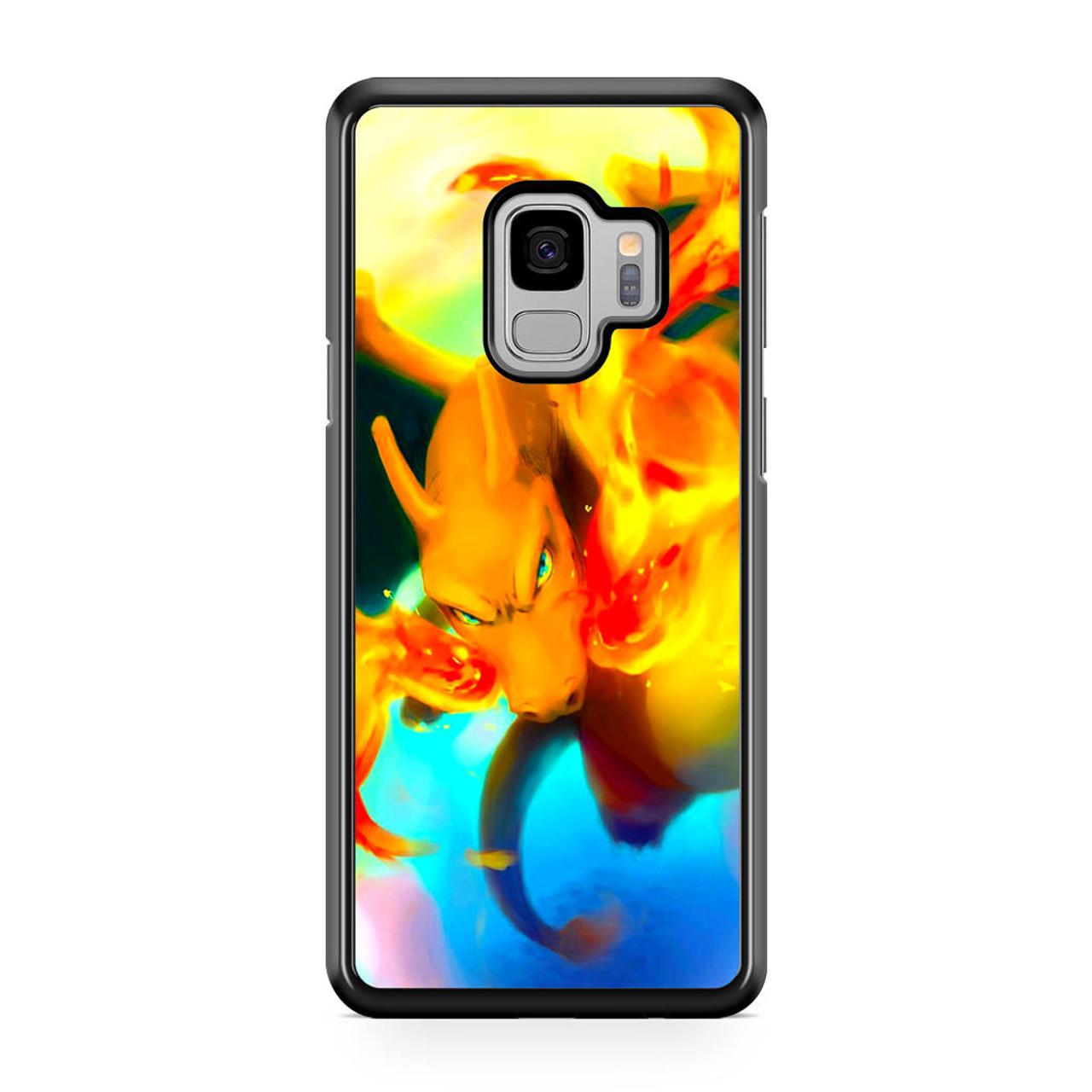 more photos dc837 41857 Pokemon Charizard Samsung Galaxy S9 Case