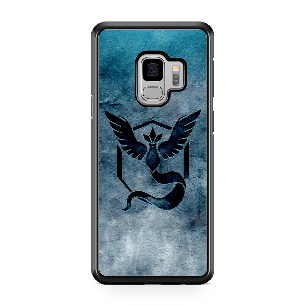 detailing 275b9 0a100 Pokemon Go Mystic Team Logo Samsung Galaxy S9 Case