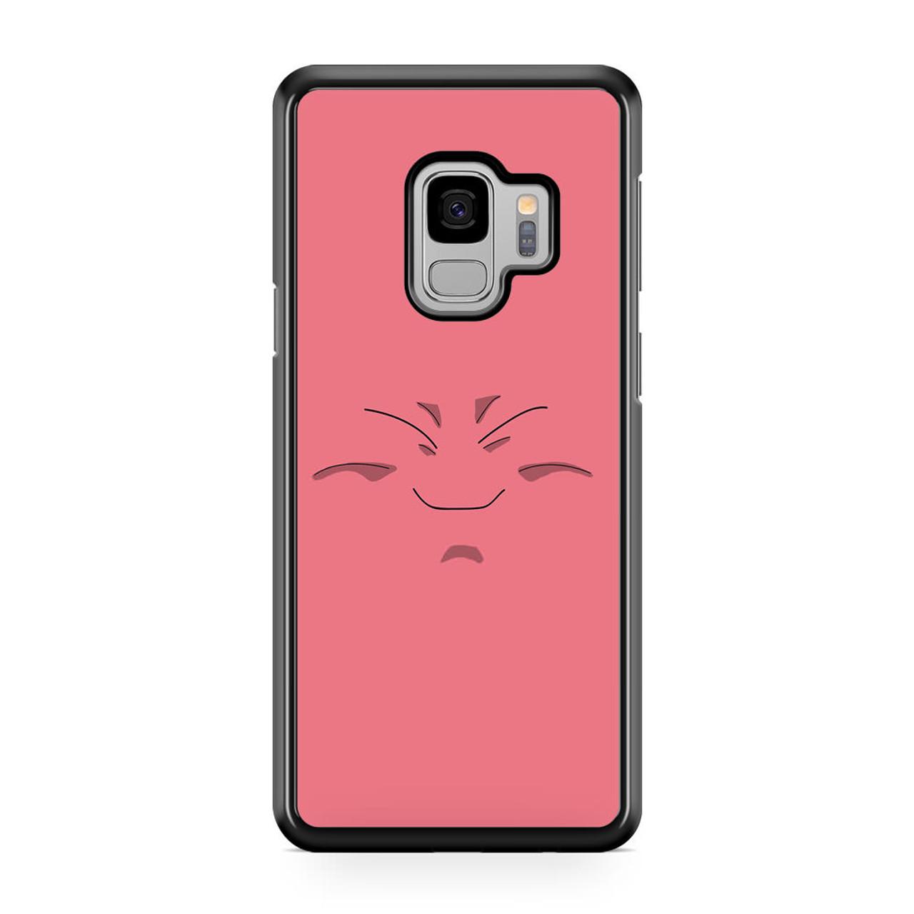 timeless design d38ff d357f Dragon Ball Z Majin Buu Samsung Galaxy S9 Case
