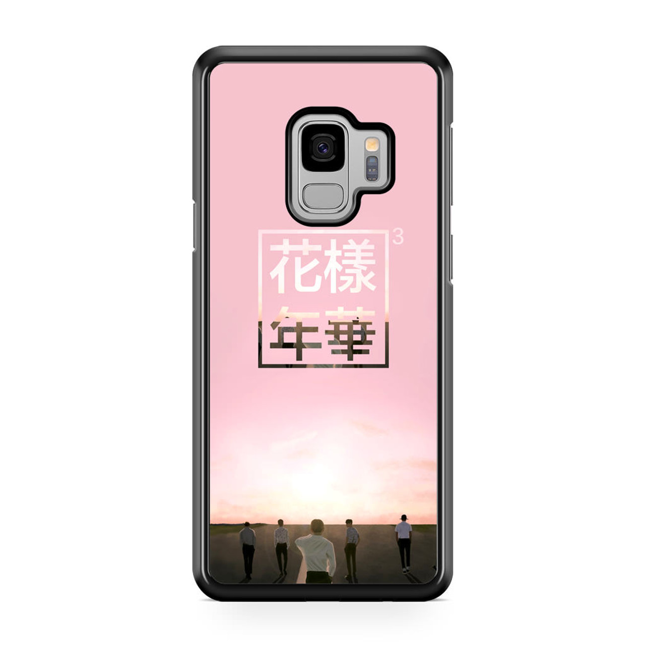 new concept cb58e b13d6 BTS Young Forever Samsung Galaxy S9 Case