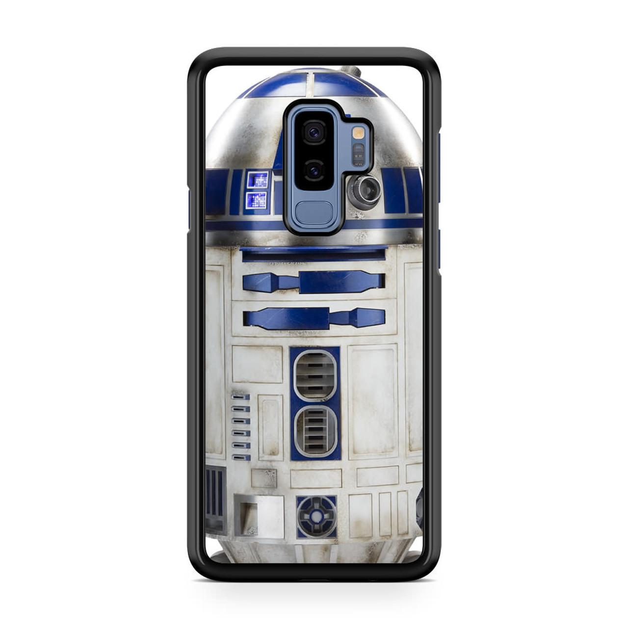 new styles d77e2 ca117 Star Wars R2D2 Robot Samsung Galaxy S9 Plus Case