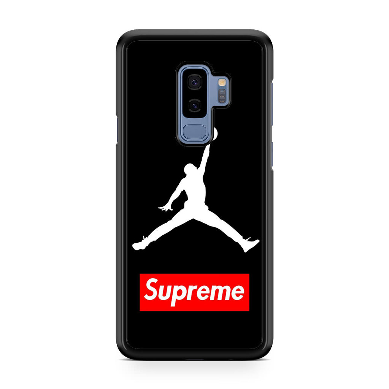 best sneakers 20421 66572 Supreme Air Jordan Samsung Galaxy S9 Plus Case