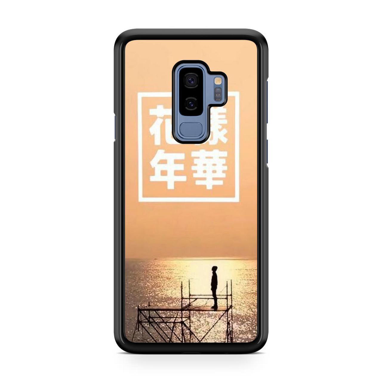 super popular 1d2cc 6302f BTS Butterfly Samsung Galaxy S9 Plus Case