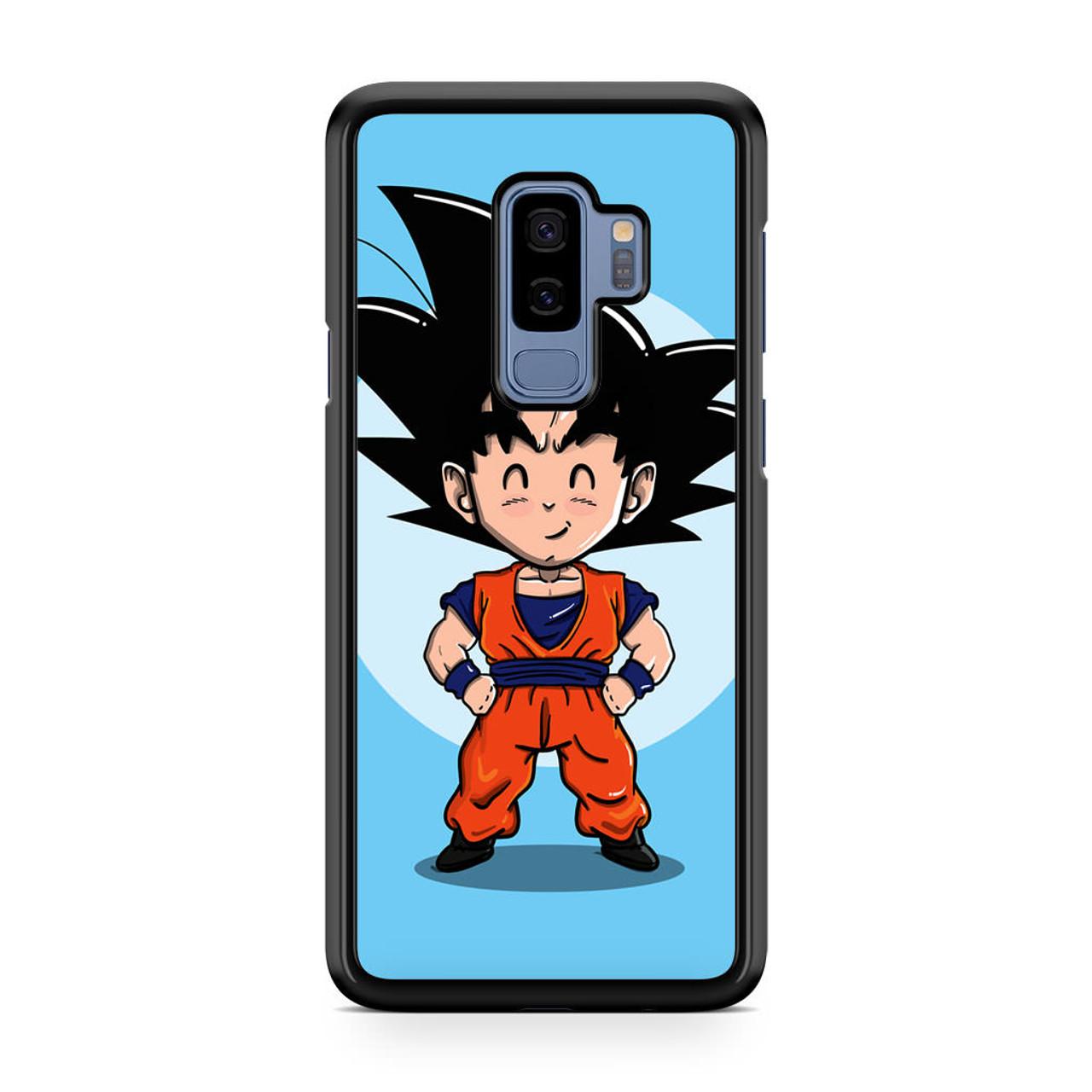 reputable site e34e3 0cf21 Dragon Ball Z Goku Chibi1 Samsung Galaxy S9 Plus Case