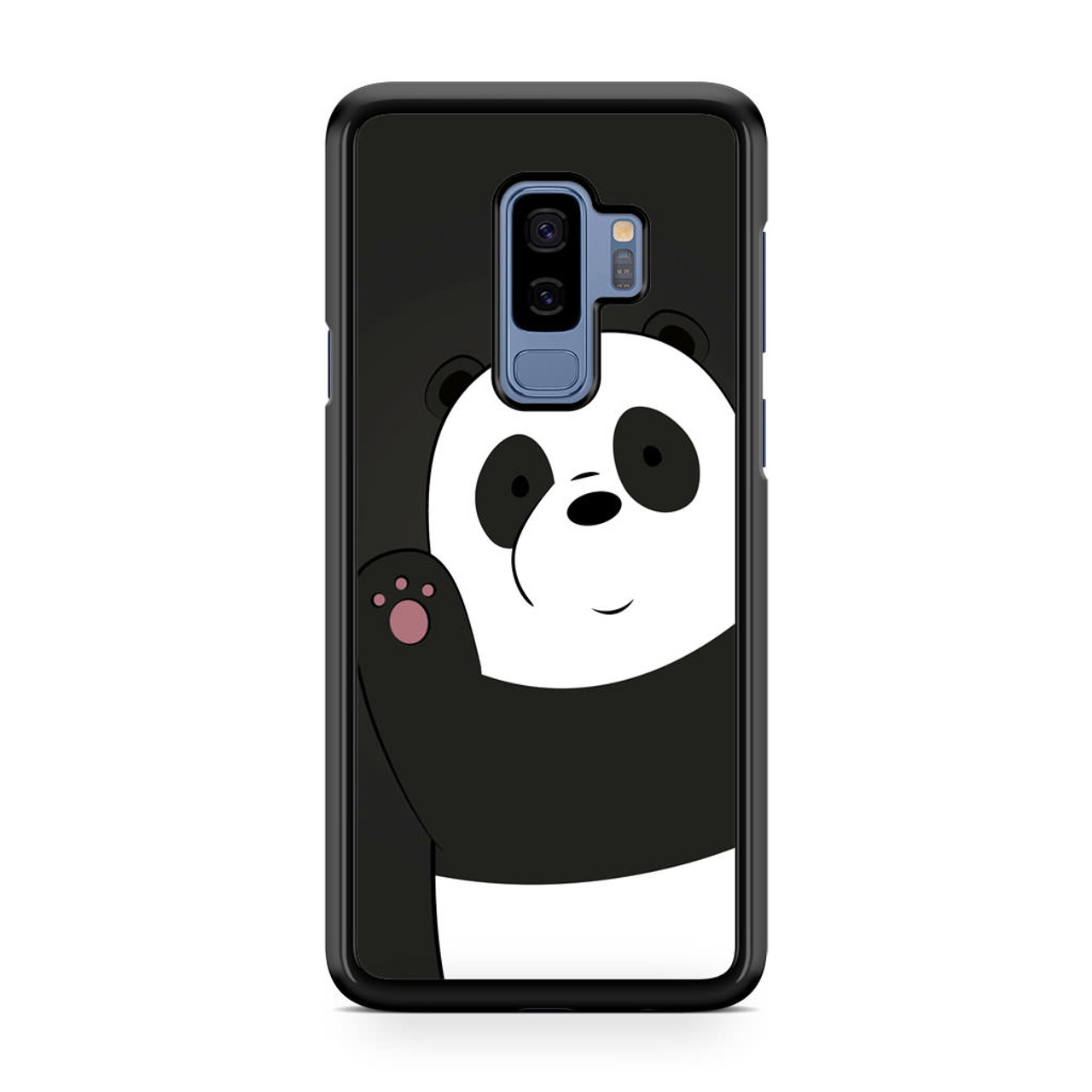 check out 10d86 7a30f Pan Pan We Bare Bears Samsung Galaxy S9 Plus Case