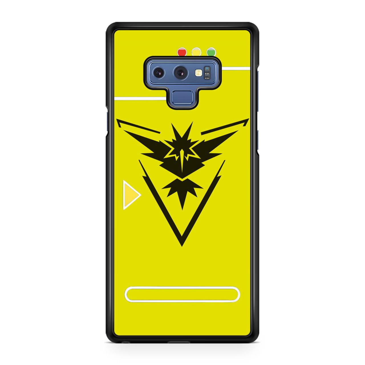 new style e06a0 abb45 Pokemon Pokedex Instinct Team Samsung Galaxy Note 9 Case