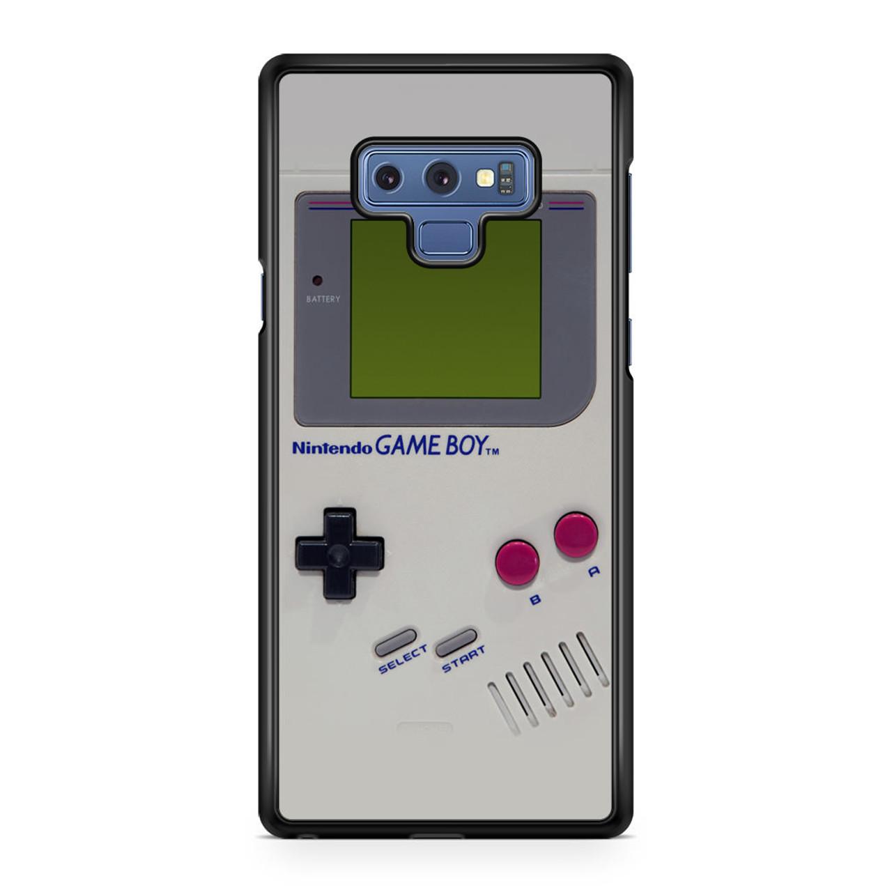 half off 5a26f fdb99 Retro Gameboy Nintendo Samsung Galaxy Note 9 Case