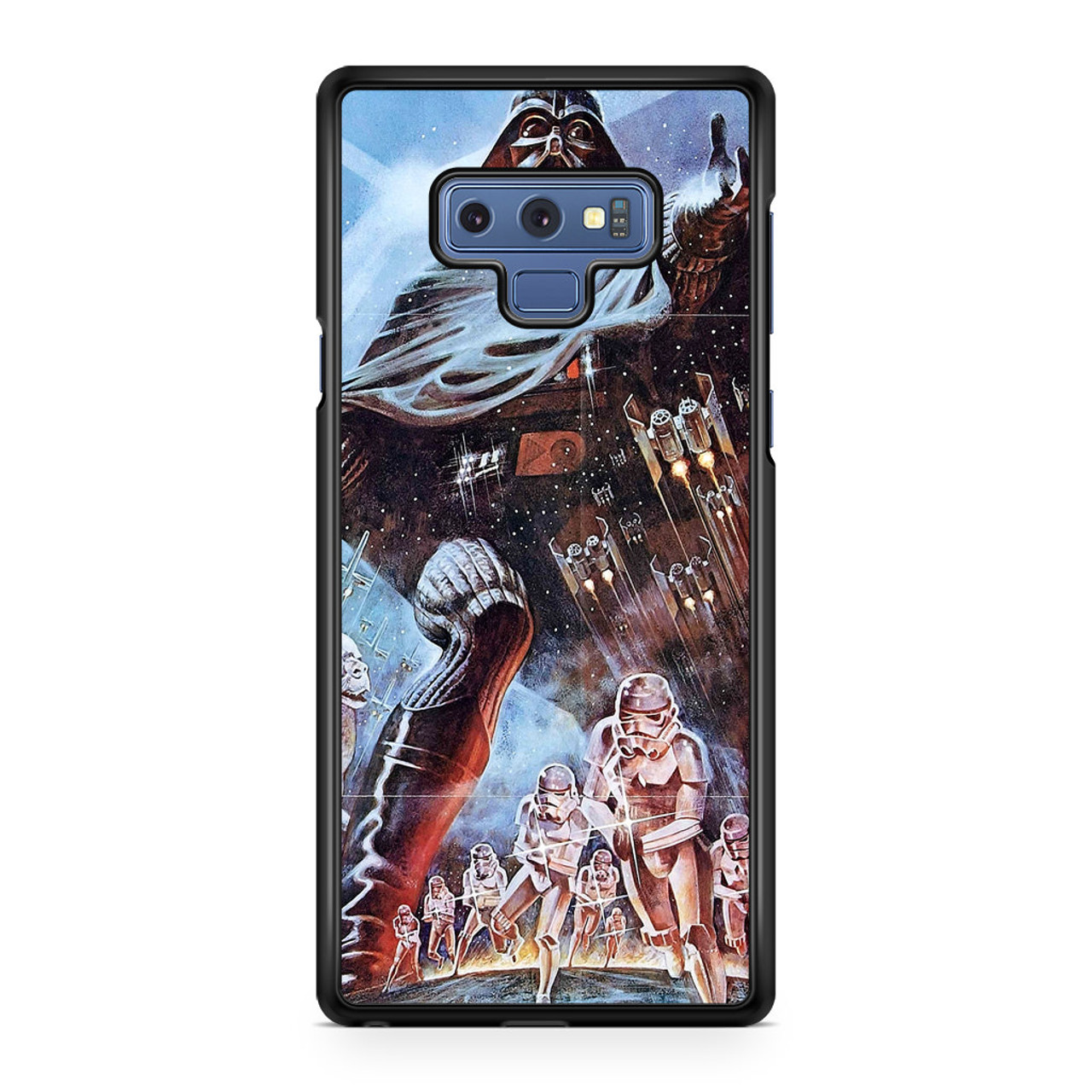 new products 0fc21 703d4 Star Wars The Empire Strikes Back Samsung Galaxy Note 9 Case