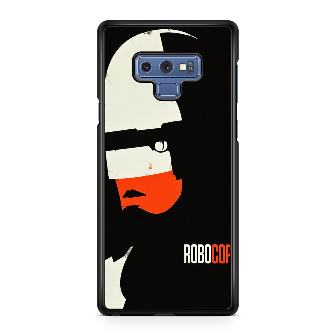 Robocop Drawing Samsung Galaxy Note 9 Case