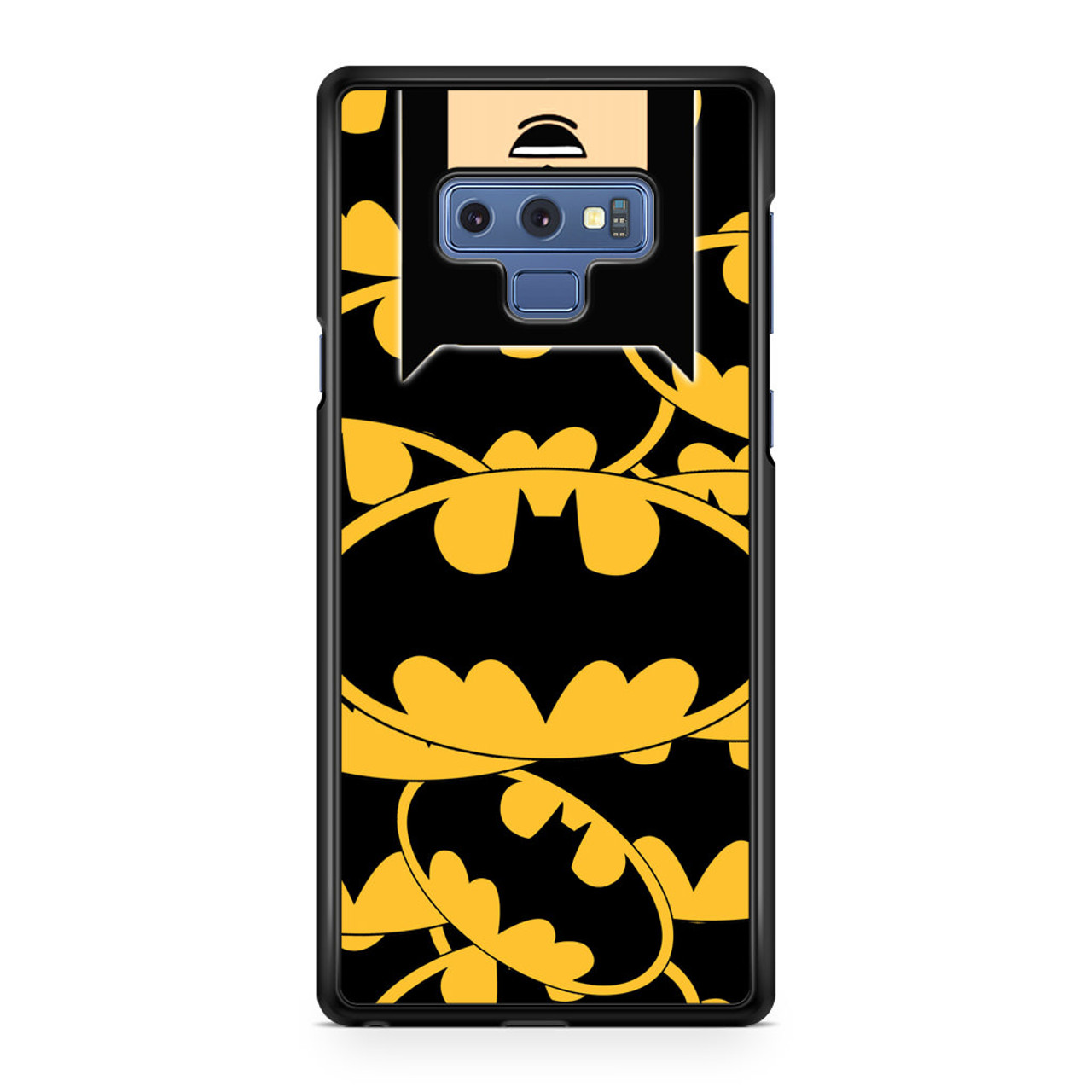 finest selection b2ff1 6fe71 Batman Pattern Samsung Galaxy Note 9 Case