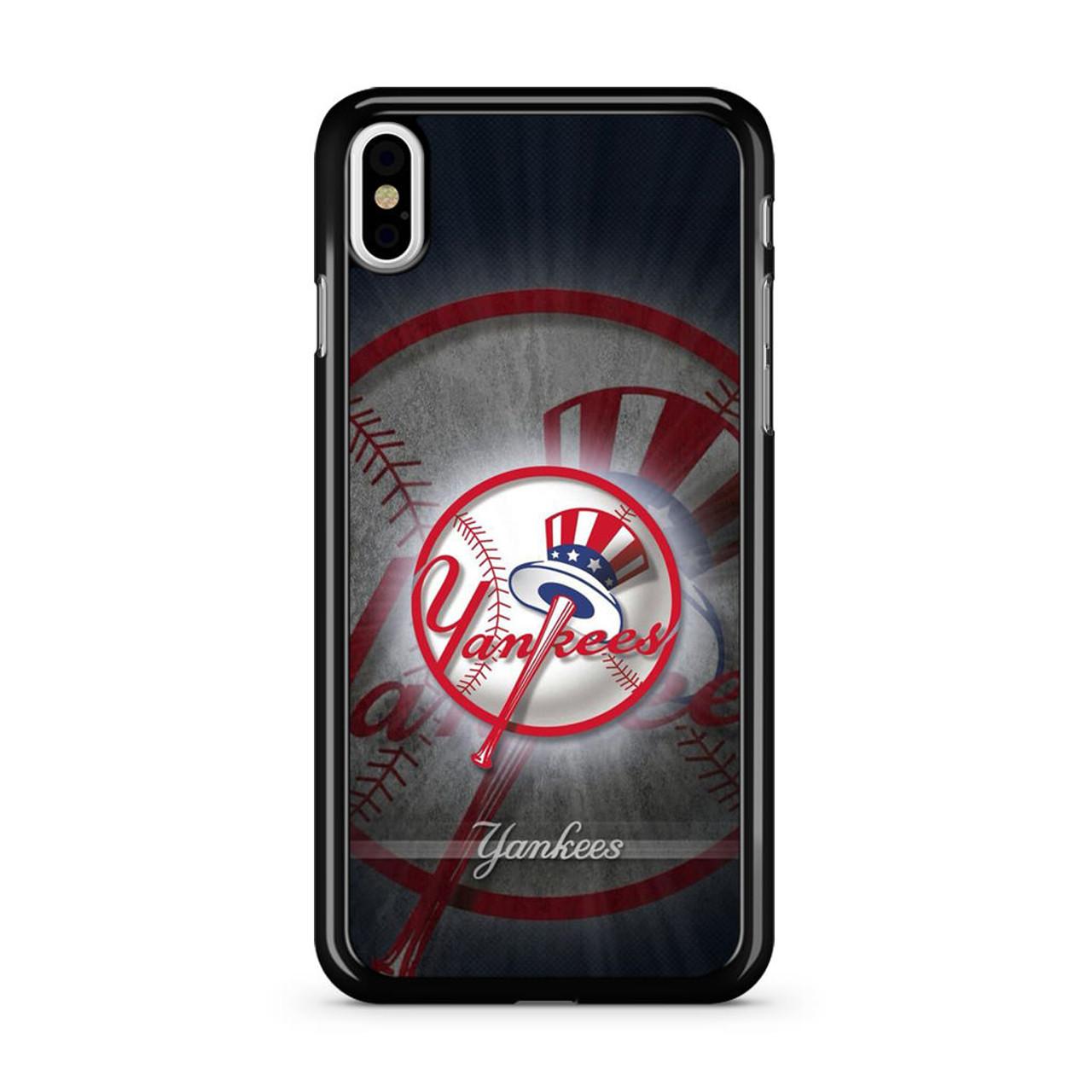 pretty nice a06e6 39c6f Yankees iPhone X Case