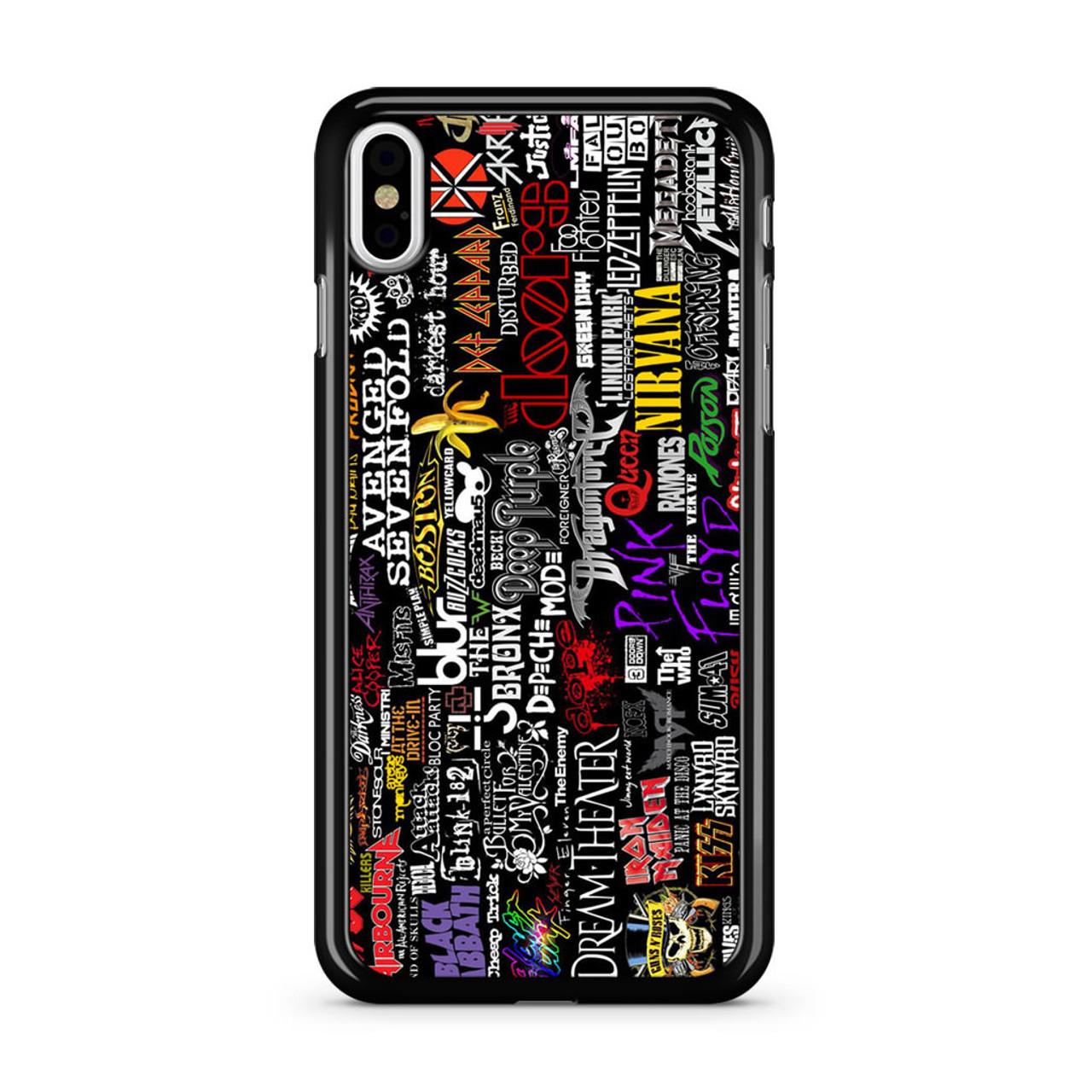 iphone xs case music