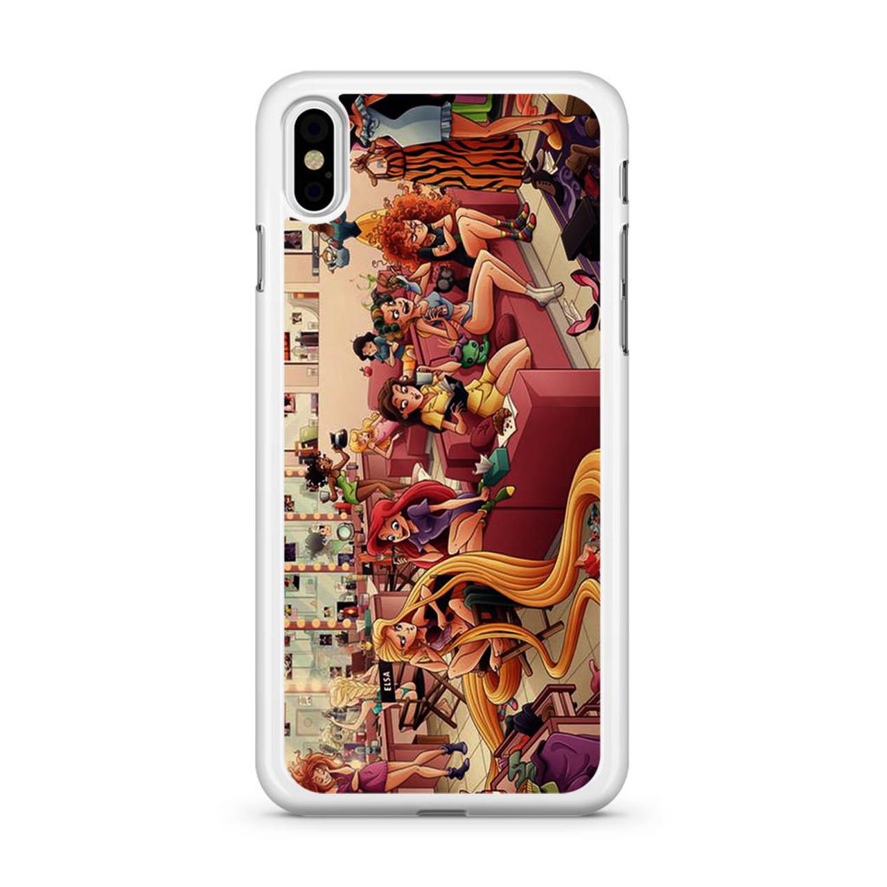 iPhone XS/iPhone X Case DISNEY Princess