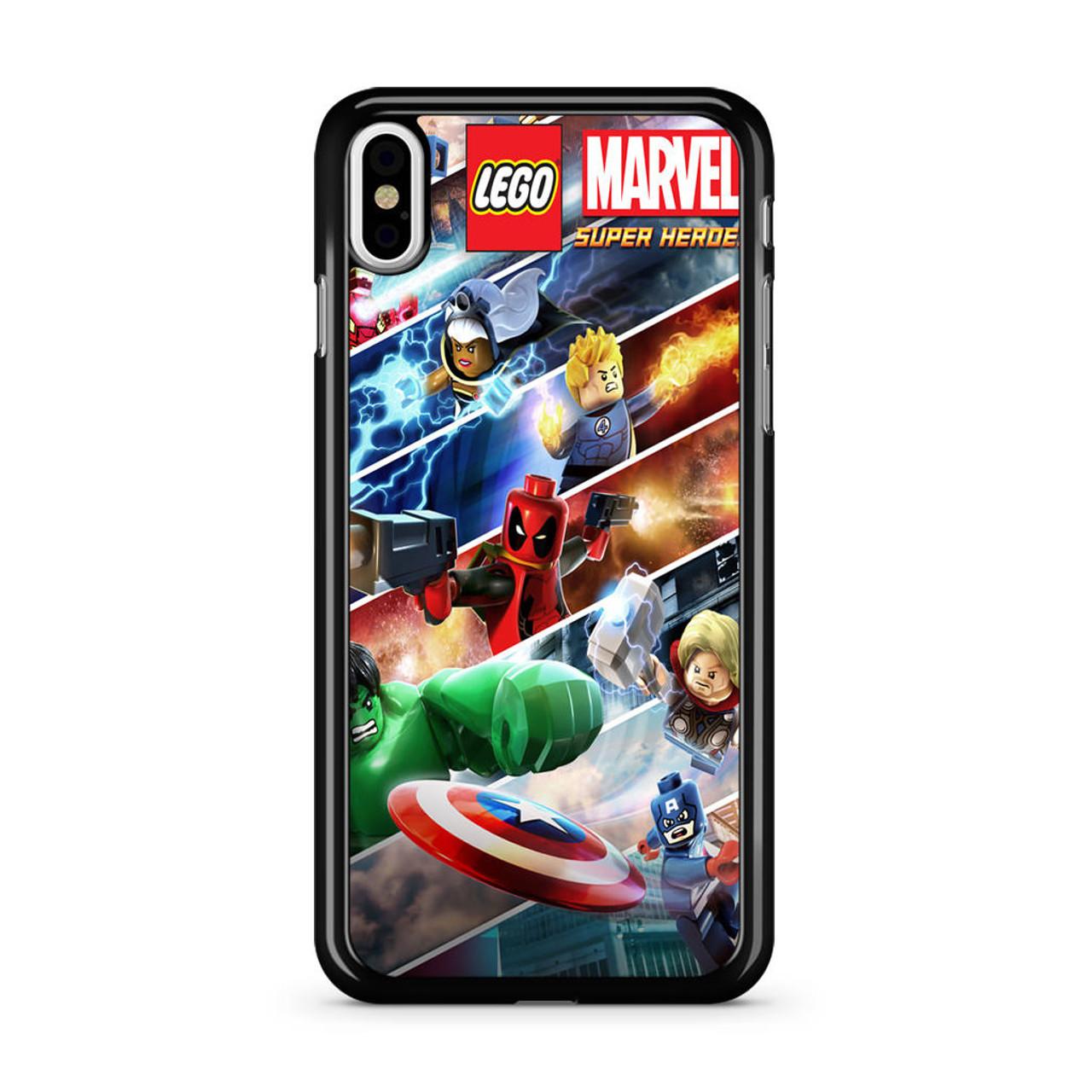 iphone xs case lego
