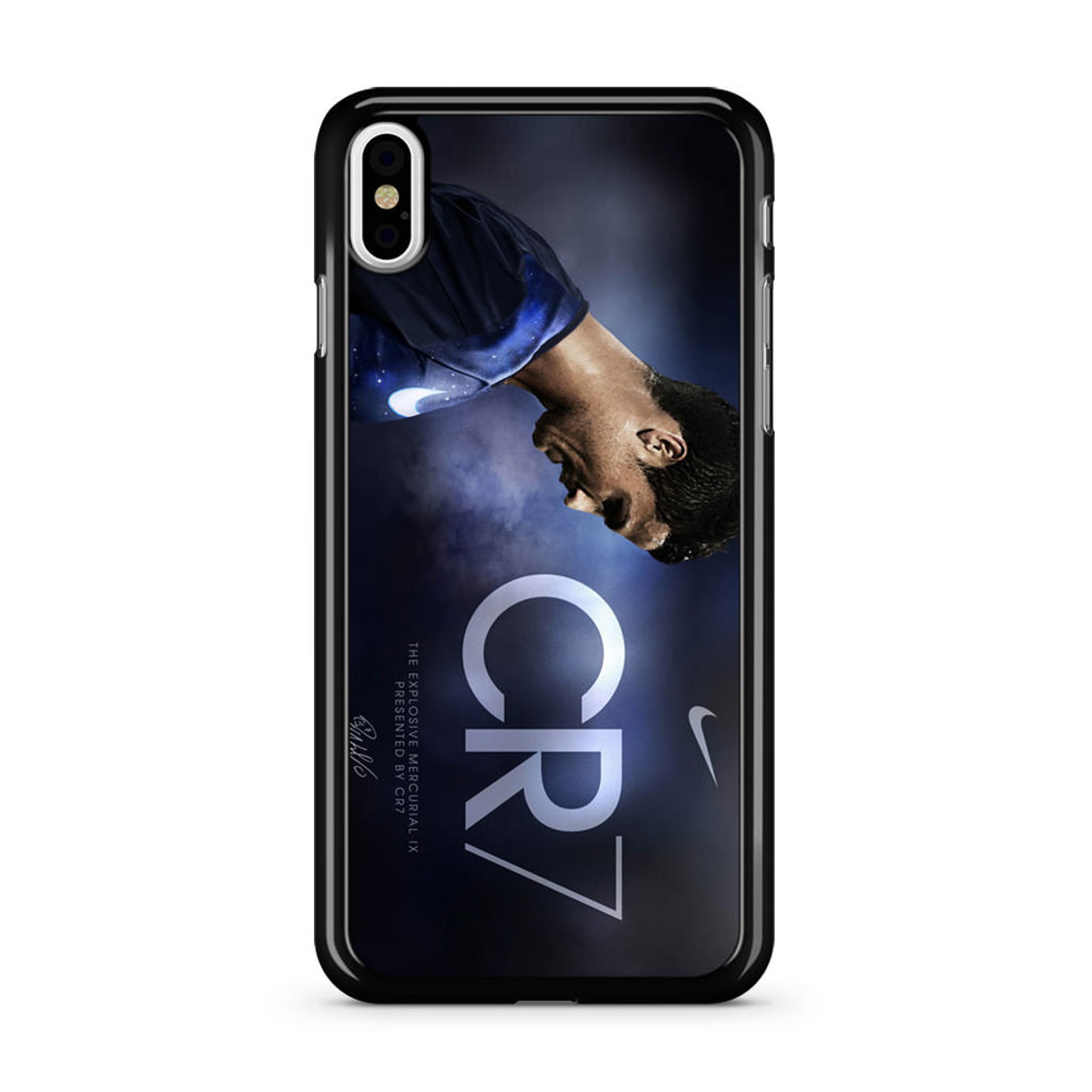 separation shoes 4516a 70d76 Cristiano Ronaldo CR7 iPhone Xs Case