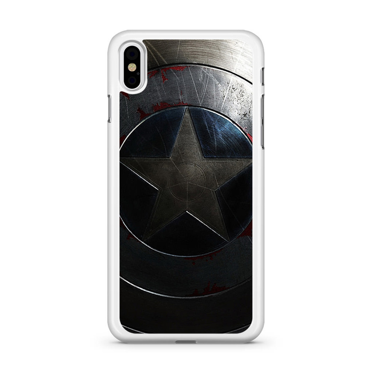 Winter Soldier Shield iphone case