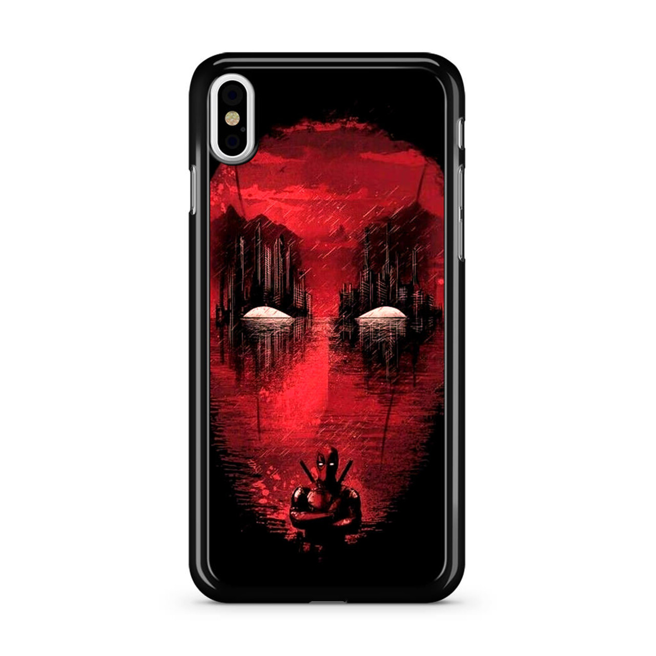 iphone xs case deadpool