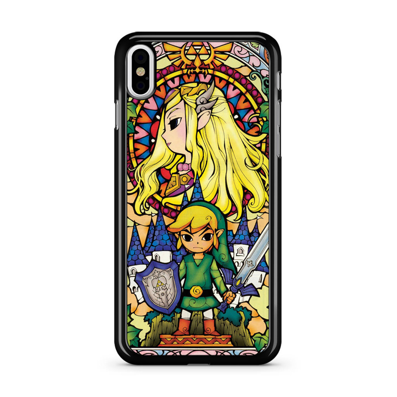iphone xs case zelda