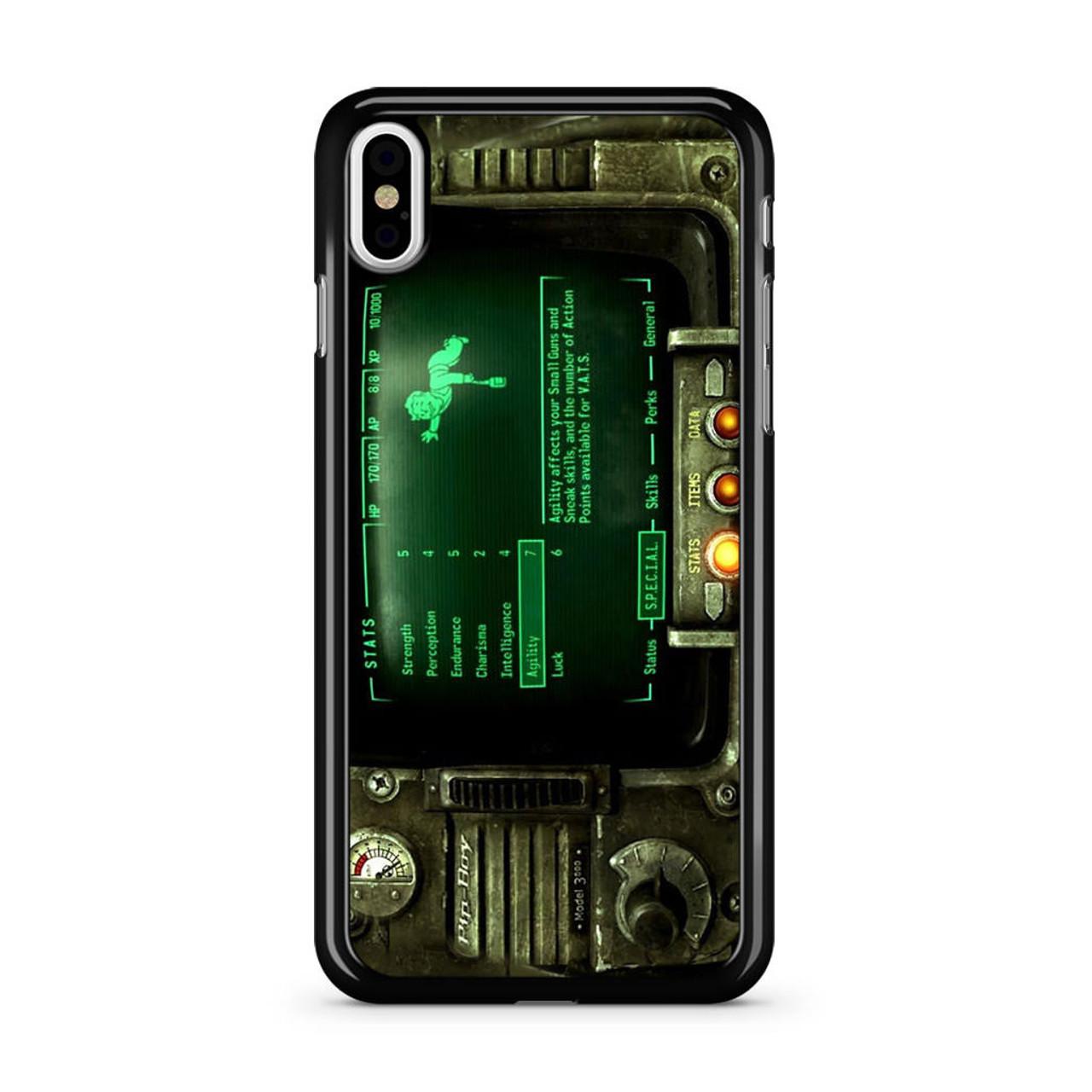 pipboy 3000 iphone