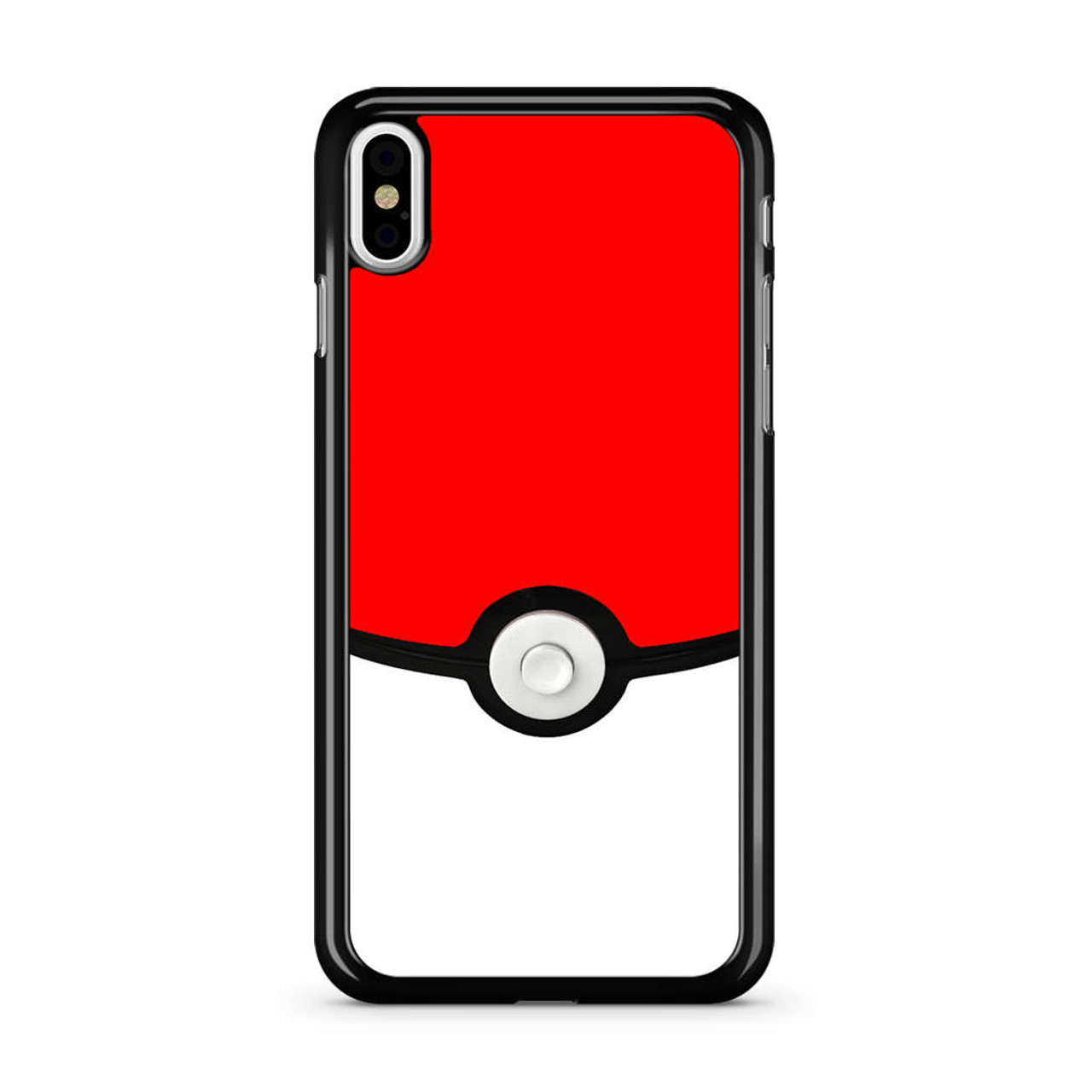 huge discount 6fa46 39425 Pokemon Poke Ball Pikachu iPhone Xs Case