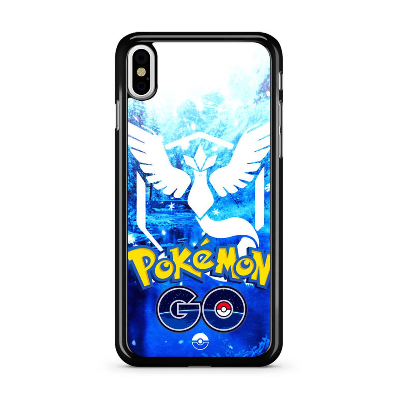 iphone xs pokemon go